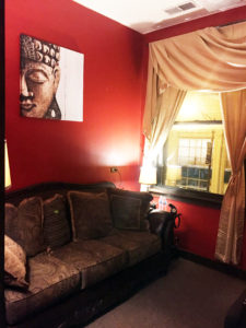 Chicago counseling office therapy room